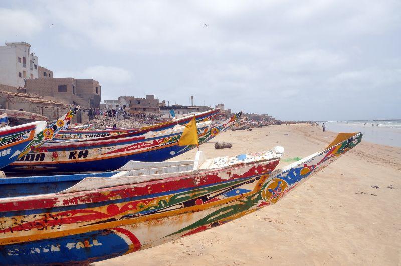 Senegal Piroge Dakar