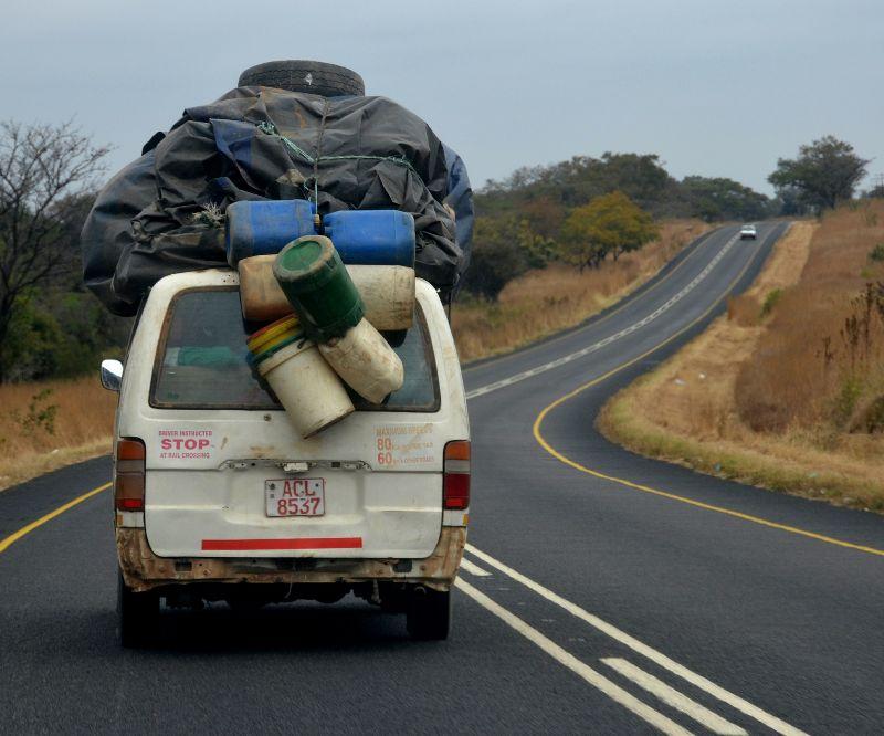 Transporter Simbabwe